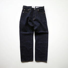 YAECA - 2-13W Wide Croped Denim Pants