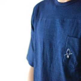 THOROUGHLY DENIM - NORITAKE x WONDER MOUNTAIN NOT FOR CLIMBING Tシャツ
