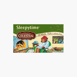 CELESTIAL - Natural Herb Tea - Sleepy Time (20/pkg)