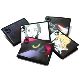 JAM HOME MADE - EUREKA SEVEN AO(エウレカセブンAO) MEDIUM WALLET - SET