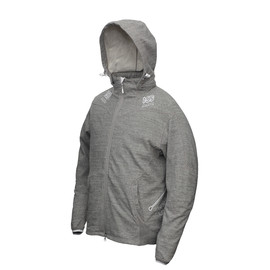 ONEHUNDRED ATHLETIC - 100A LOOPBACK SWEAT ZIP-UP JACKET
