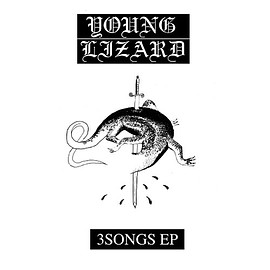 Young Lizard - 3 SONGS EP