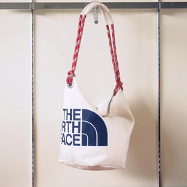 THE NORTH FACE PURPLE LABEL - Cotton Canvas Shoulder Bag M #OFF WHITE