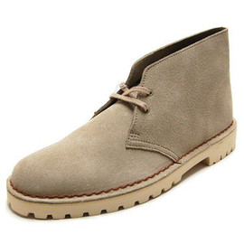 Clarks - DESERT TROOPER/Made In England
