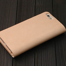 Personalized Leather IPhone 5 Case - KHAdesign