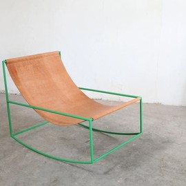 Muller van Severen - rocking chair