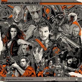 Various Artists - Guardians Of The Galaxy: Awesome Mix 1