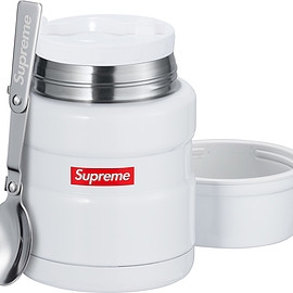 Supreme, Thermos - Stainless King Food Jar + Spoon