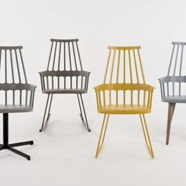 kartell - comback chair / Patricia Urquiola