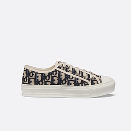 Christian Dior - Cruise 2019 Walk'n'Dior Sneaker in Oblique embroidered canvas