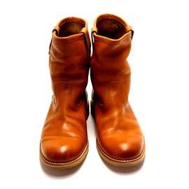 moto - Pecos Boots  (Waxing-up)