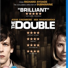 Richard Ayoade - THE DOUBLE [Blu-ray]