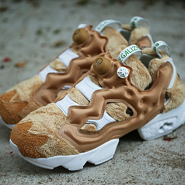 "TED, BAIT, REEBOK - INSTA PUMP FURY ""NASTY TED"""