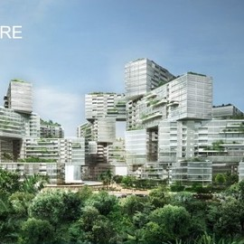 THE INTERLACE - THE INTERLACE in Singapore
