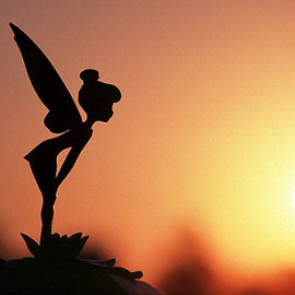 Disney - Tink's Sunset