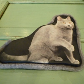 UNDERCOVER - CAT POUCH