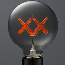 KAWS - LIGHT BULB