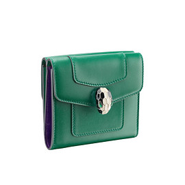 BVLGARI - Serpenti wallet