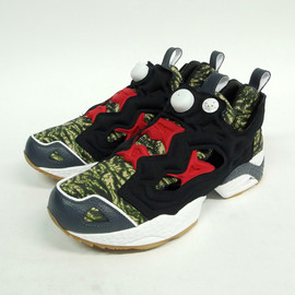Reebok - EXPANSION × mita sneakers - INSTA PUMP FURY