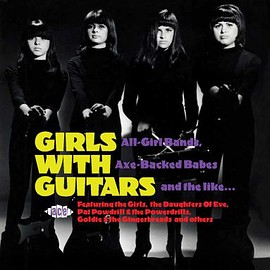 Various Artists - Girls With Guitars