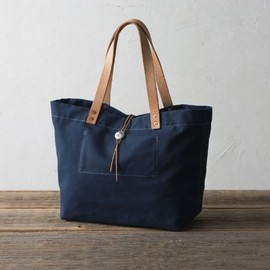 melple - CANVAS TOTE BAG MONTANA