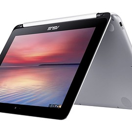 ASUS - ASUS Chromebook Flip 10.1-Inch Convertible 2 in 1 Touchscreen