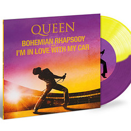 Queen - Bohemian Rhapsody / I'm In Love With My Car ( 7inch,EP)