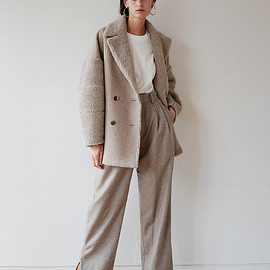 clane - BOA COMBINATION COCOON P COAT