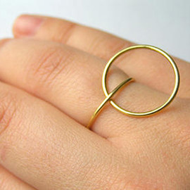 Jiro Kamata - Twice ring 18ct gold