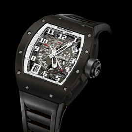 RICHARD MILLE - RM030 Automatic With Declutchable Rotor Japan Limited (2013)