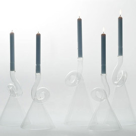"Laurence Brabant - ""Bougeotte"" candle holder"