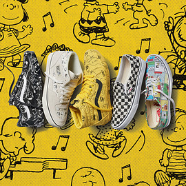 PEANUTS×VANS - collection