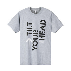 NORTH EAST - TILT YOUR HEAD T-shirts