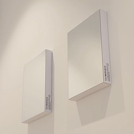 GALLERY TARGET, KIYONAGA&CO., fragment design - CANVAS MIRROR 2018 RECTANGLE