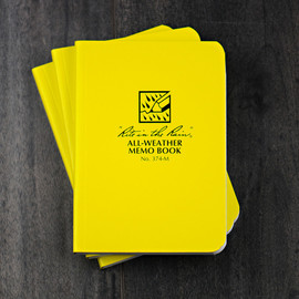 Rite in the Rain - ALL-WEATHER MEMO BOOK