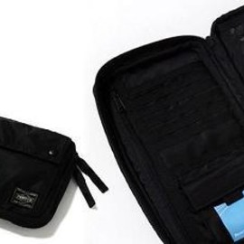 PORTER - PORTER×LOWERCASE TRAVEL ORGANIZER