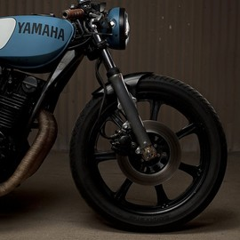 YAMAHA, UGLY MOTOR BIKE - XS 750
