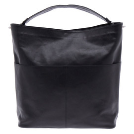 PORTER - 2WAY SHOULDER BAG(L)BLACK