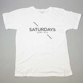 Saturdays Surf NYC - Logo T-Shirts