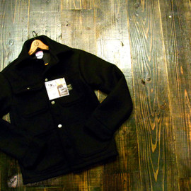 Pointer - Wool Chore Coat