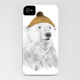 Society6 - Bob iPhone Case