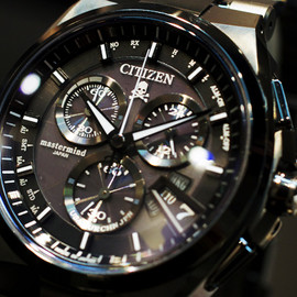 Citizen x mastermind JAPAN - Alterna Chronograph Watch