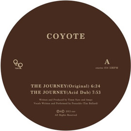 coyote - enerec 014 COYOTE The Journey EP