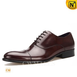 CWMALLS - CWMALLS® Lace-up Leather Dress Shoes CW716030
