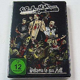 Sir Psycho And His Monsters - Welcome To Our Hell(DVD)