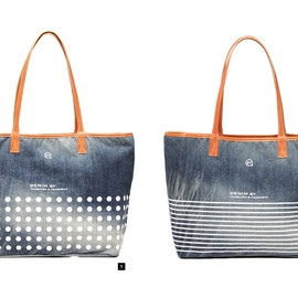 DENIM BY VANQUISH & FRAGMENT - Denim bag