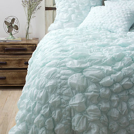 Anthropologie - Cataline Bedding, Aqua