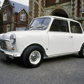 morris / austin - classic mini mark two