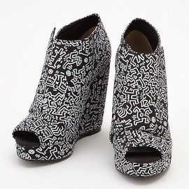 KEITH HARING x SLY - BOOTIES