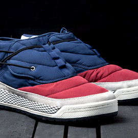 adidas originals - BLUE HIKELANDER SNOW
